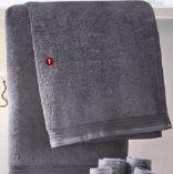 Luxus-Frottier Duschtuch Pima von Tukan