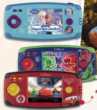 Spielekonsole Compact Cyber Arcade von Lexibook