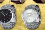 Edle Armbanduhr von Chronique