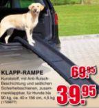 Klapp-Rampe