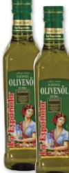 Natives Olivenöl von La Española