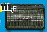 Bluetooth Lautsprecher Acton BT von Marshall
