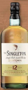 Single Malt Scotch Whisky of Dufftown von The Singleton