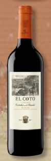 Rioja Crianza von Bodegas El Coto