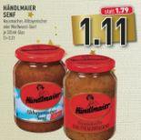Senf von Händlmaier's