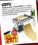 Nudelmaschine Pasta Perfetta von Gefu