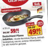 Pfanne Deutschland von Fissler