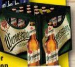 Bier von Wernesgrüner