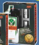 Geschenkpackung von Jägermeister