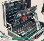 Werkzeugkoffer von Brüder Mannesmann Werkzeuge