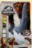 Jurassic World Mosasaurus von Mattel Games