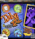 Tabu XXL von Hasbro