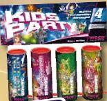 Kids Party von Weco Feuerwerk