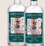 London Dry Gin von Sipsmith