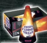 Riesen-Flimmer-Vulkan von Weco Feuerwerk