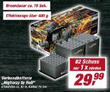 Verbundbatterie Highway to Hell von Weco Feuerwerk