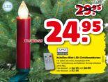 Kabellose Mini-LED-Christbaumkerzen von Casaya