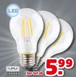 Retro-LED-Birne von Casaya