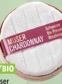 Bio Chardonnay von Moser Käse