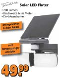 Solar LED Fluter von TrendLine
