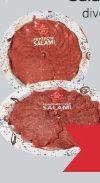Feinschmecker Salami von Wiltmann
