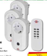 Comfort-Line Funk-Schalter-Set RC CE 3001 von Brennenstuhl