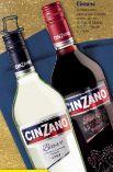 Aperitif von Cinzano