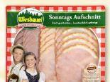 Sonntagsaufschnitt von Wiesbauer