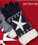 Handschuhe Hütten-Design