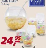 Bowleset Tutti Frutti 8-tlg. von Flirt by R & B