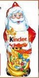 Kinder Weihnachtsmann von Ferrero