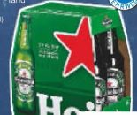 Premium Bier von Heineken