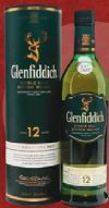 Single Malt Scotch Whisky von Glenfiddich