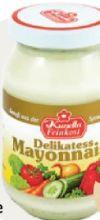 Delikatess-Mayonnaise von Kunella Feinkost