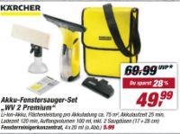 Akku-Fenstersauger-Set WV 2 Premium von Kärcher
