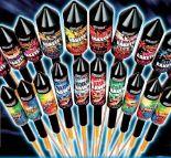 Premium-Raketensortiment Arena of Rockets von Weco Feuerwerk