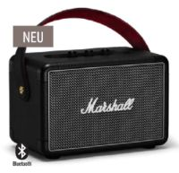 Kilburn II Black Bluetooth-Lautspreche von Marshall