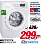 Waschautomat WW70J5585MW von Samsung