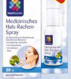 Medizinisches Hals-Rachen-Spray von Multinorm