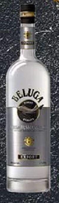 Noble Russian Vodka von Beluga Wodka