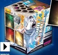 XXL-Kombinations-Batterie Gorilla Attack von Weco Feuerwerk