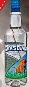 Vodka von Grasovka