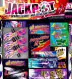 Jackpot von Weco Feuerwerk