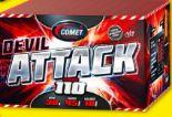 Devil Attack von Comet Feuerwerk