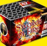 Swords of Fire von Helios