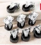 Lenkrollen-Set von Kraft Werkzeuge