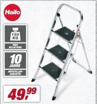 Alu-Klapptritt K30 von Hailo