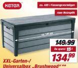 XXL-Garten-Universalbox Brushwood von Keter