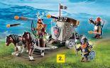Ponygespann mit Zwergenballiste 9341 von Playmobil