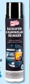 Backofen- & Kaminglas-Reiniger von Putzmeister